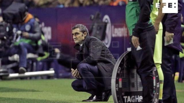 """Valverde advierte: """"El Olympique ha estado discutiendo el liderato al City"""""""