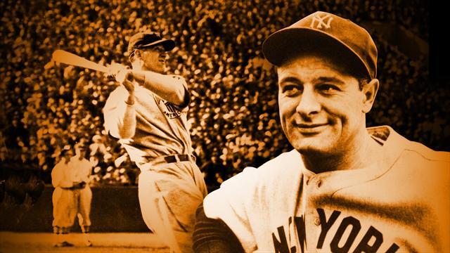Lou Gehrig, vie et mort d'un immortel
