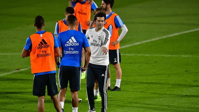 Mundial de Clubes 2018: Asensio se retira del primer entreno en Abu Dabi; Bale y Benzema se entrenan