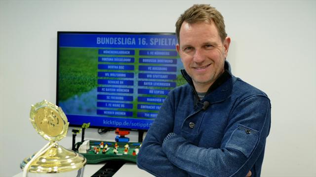#SotipptderBoss: Leipzig bringt Bayern ins Schwitzen