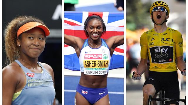 Vote and debate - Who was the athlete of the year?