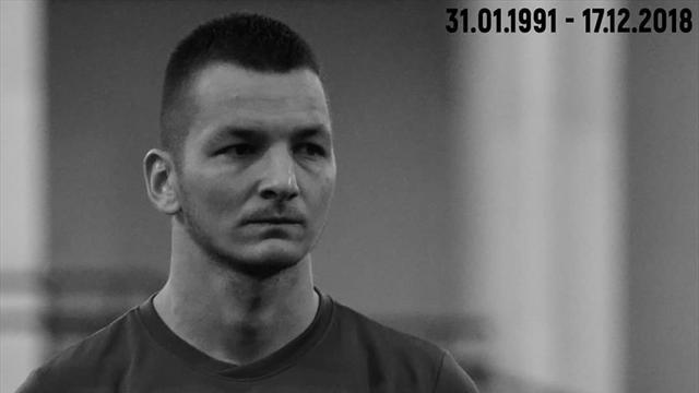Вратарь «Витебска» Щербаков погиб в автокатастрофе вместе с женой и 6-летним сыном