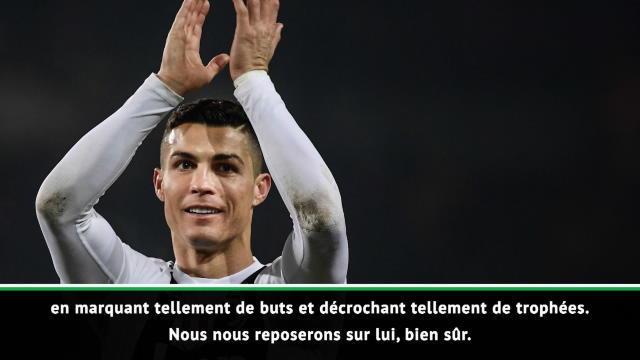 "8es - Nedved : ""La Juve va se reposer sur Cristiano Ronaldo"""