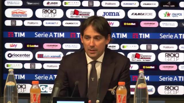"""Inzaghi: """"VAR? Ci vuole l'utilizzo fisso, non a seconda degli arbitri"""""""