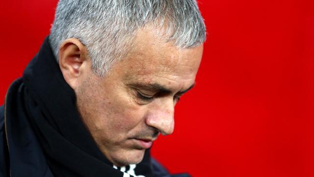 Entre Manchester United et Mourinho, c'est fini