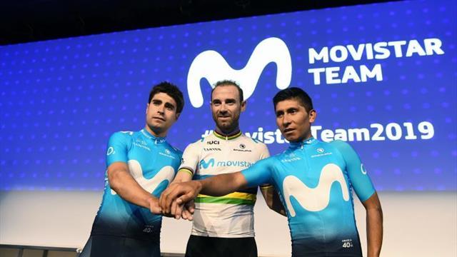 Nairo Quintana vuelve a apuntar a su sueño del Tour de Francia