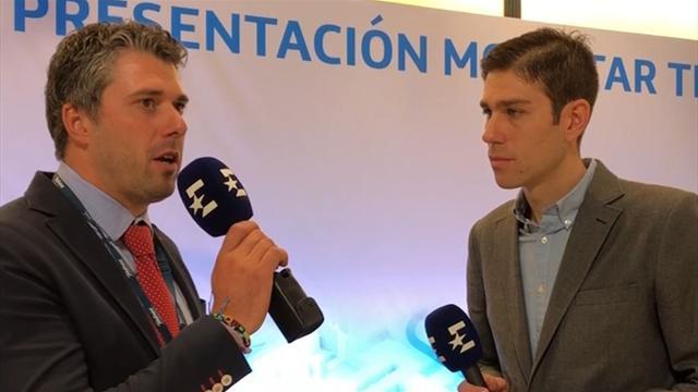 """Pascual Momparler, en Eurosport: """"El trabajo va a ser mantener el buen ambiente de la selección"""""""