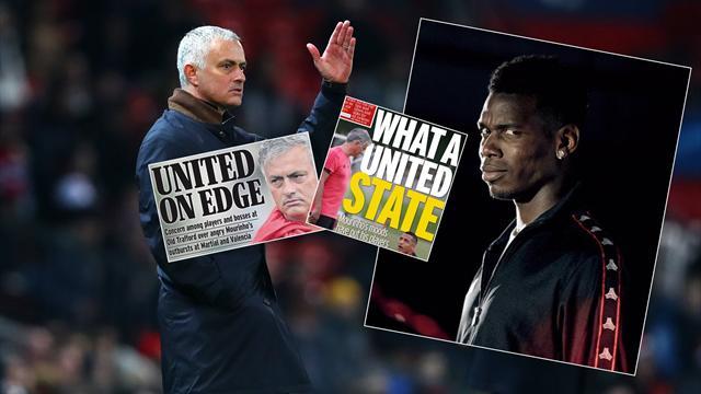 How Mourinho's third season at United became a nightmare