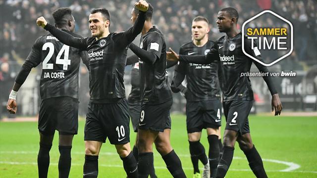 """Sammer über Eintracht Frankfurt: """"Da gehen mir die Superlative aus"""""""