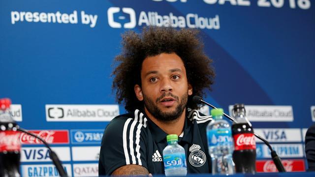 """Marcelo defiende el compromiso de Isco: """"Está en el Real Madrid a muerte"""""""