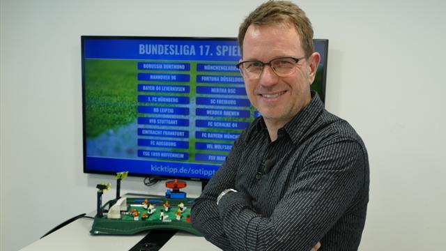 #SotipptderBoss den 17. Spieltag: Hoffenheim darf dreimal jubeln