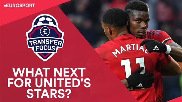 Transfer Focus: What next for Man Utd's stars?
