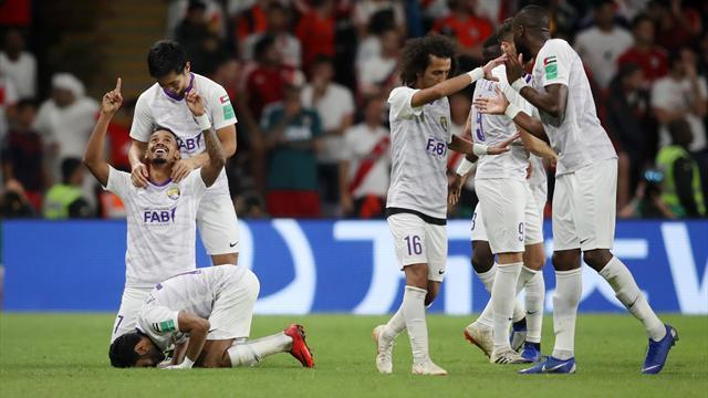 Sensation : Al Ain se paie River et attend le Real !