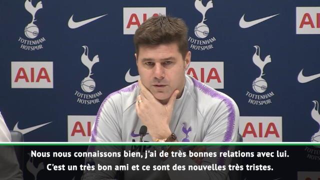 Mourinho viré - Pochettino : ''Des nouvelles très tristes''