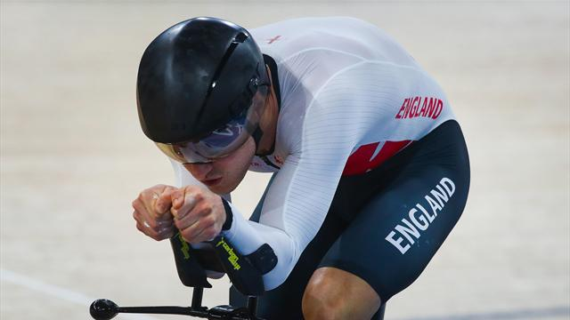 Bigham vows to get better after Track World Cup gold