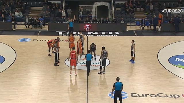 Highlights: Dolomiti Energia Trento-Valencia Basket 83-95