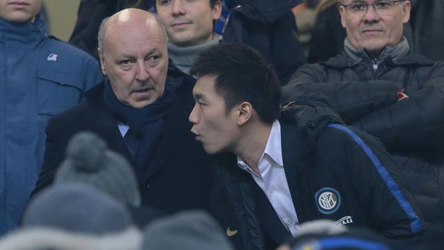 """Marotta rassicura Spalletti: """"Parma-Inter non è decisiva. Rinnovo Icardi? Ne discuterà tanti"""""""