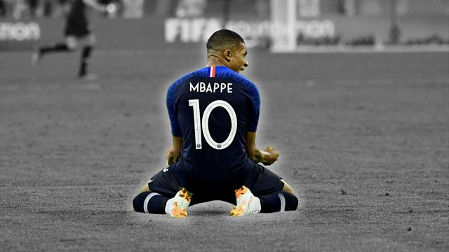 Mbappé, 20 ans et déjà des matches de légende : notre Top 5