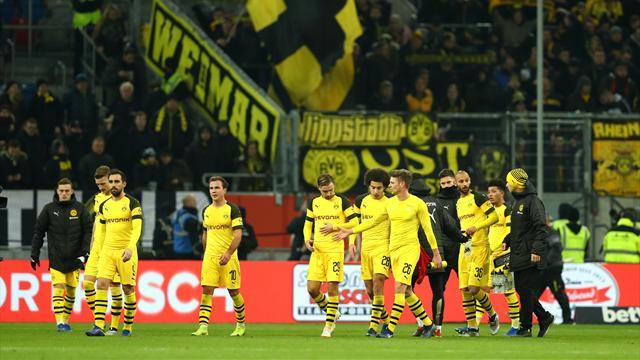 Poslednje utakmice jesenjeg dela Bundeslige