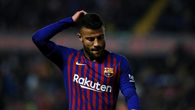 Barca's Rafinha must start wearing Adidas again, court says