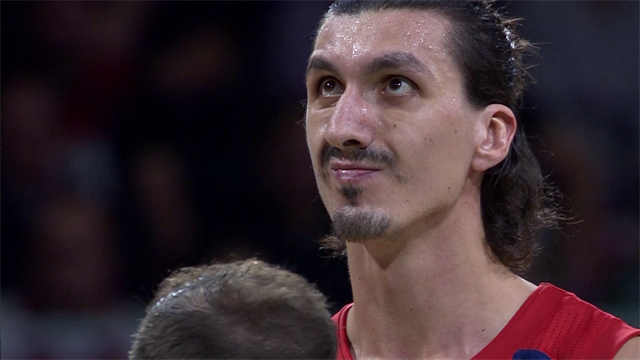 """Nihad Dedovic, il sosia di Ibrahimovic: """"Tutti mi scambiano per Zlatan"""""""