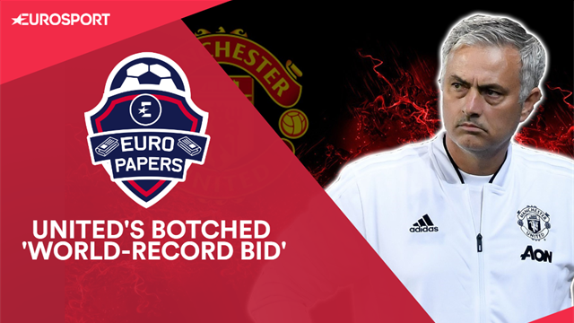 Euro Papers: The botched 'world-record bid' that led to Mourinho fall-out