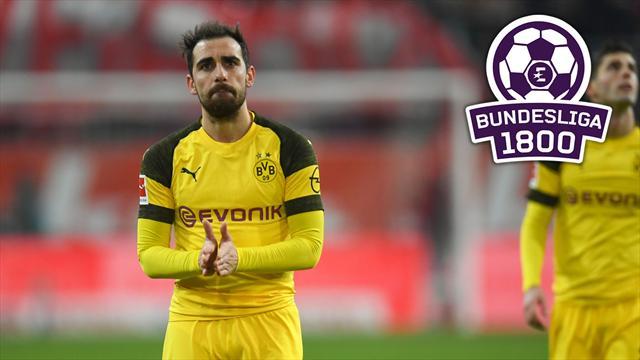 Bundesliga 1800 #68   Einbruch oder Ausrutscher? Was dem BVB jetzt droht