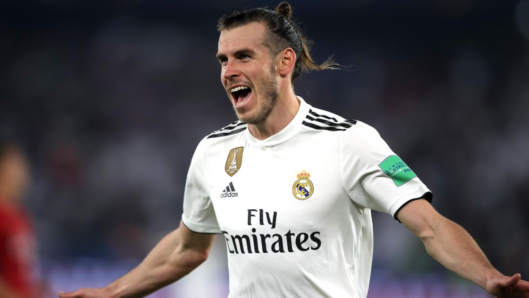 1a94e8db6 Gareth Bale hat-trick sends Real Madrid into Club World Cup final - Club  World Cup 2018 - Football - Eurosport UK