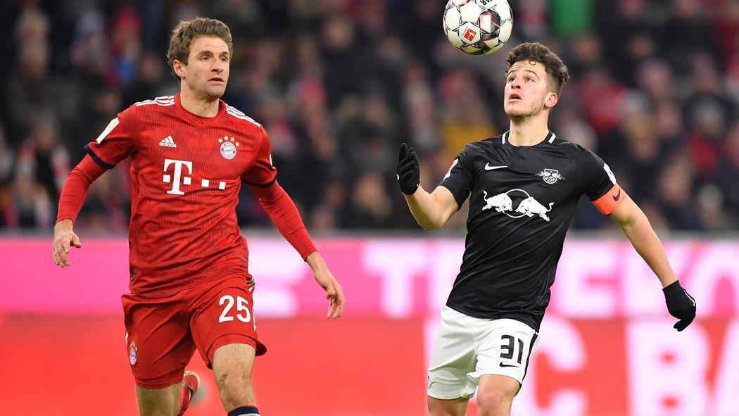 Fc Bayern München Rb Leipzig So Lief Das Spiel Im Tv Und Im