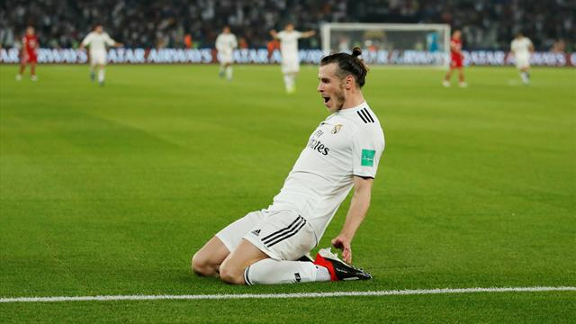 Solari urges Bale to be Real's main man