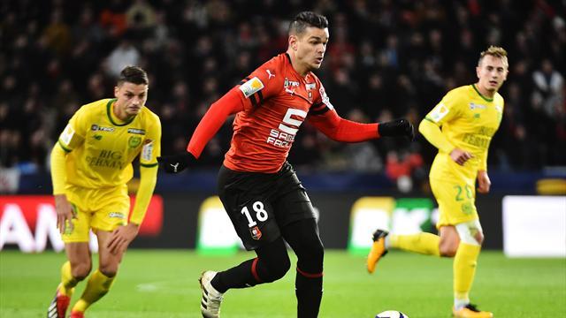 Rennes et Bordeaux sur leur lancée, Monaco et Guingamp pour un rayon de soleil