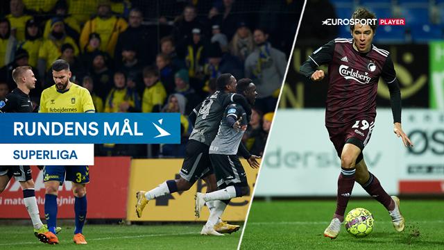 Skov-hattrick sender Superligaen på vinterpause: Se alle rundens mål her