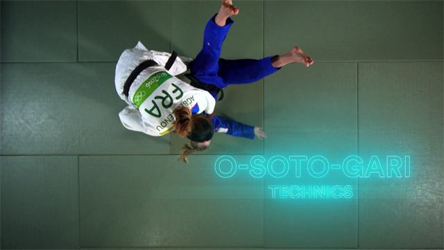 Zoom: How to perfect O-Soto-Gari in judo