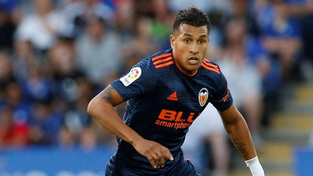 Barcelona set to sign defender Murillo on loan from Valencia - reports