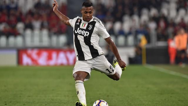 Juventus, ufficiale il rinnovo di Alex Sandro fino al 2023