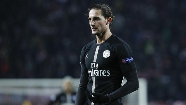 Barcelona deny agreeing deal to sign Adrien Rabiot from PSG