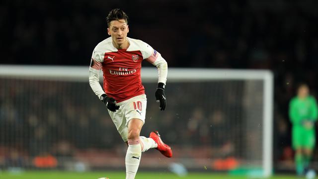 Zum Siegen verdammt: Özil will Saison des FC Arsenal retten