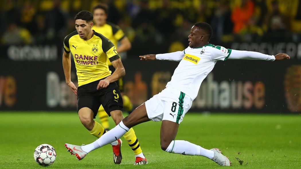 TRỰC TIẾP: Dortmund vs Gladbach - Vòng 8 Bundesliga 2019/20 (23g30 - 19/10)