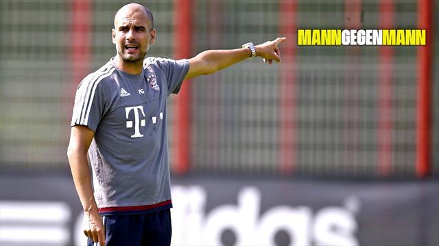"""Ost: """"Letzte Bayern-Entwicklung gab's unter Pep"""""""