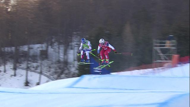 Näeslund clinches first victory of season in Innichen