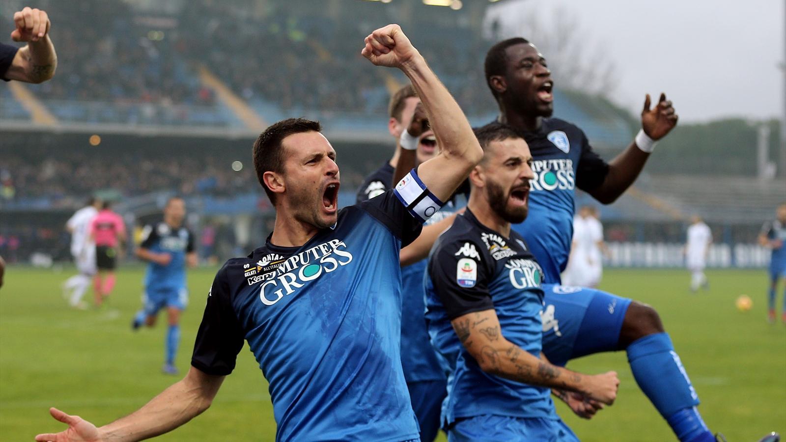 Le pagelle di Empoli-Sassuolo 3-0: grande prova della banda di ...