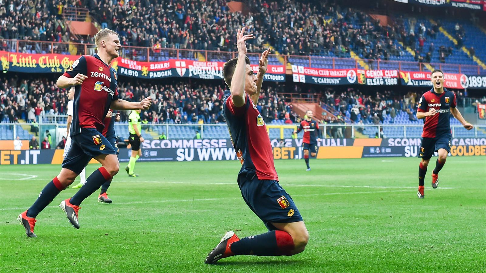 Le pagelle di Genoa-Atalanta 3-1