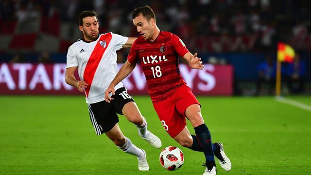 River Plate termine 3e