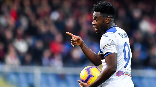 Zapata-Pasalic nel finale: l'Atalanta espugna Cagliari, ai quarti c'è la Juventus