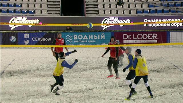 Finale tutta russa a Mosca, vincono Korolev/Hudjakov/Bykanov/Sernenov: gli highlights