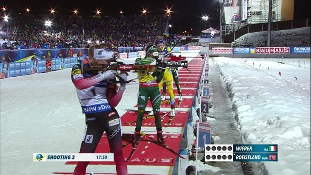 Roeiseland pakt na sprint ook de achtervolging