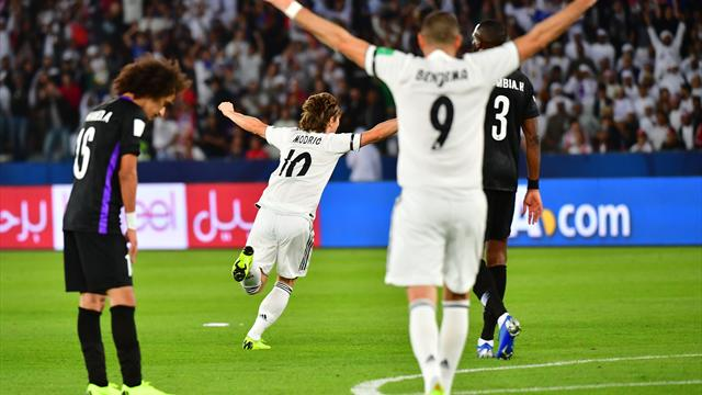 Le Real Madrid conserve ses joyaux