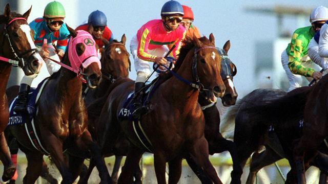 Carreras de caballos en Japón