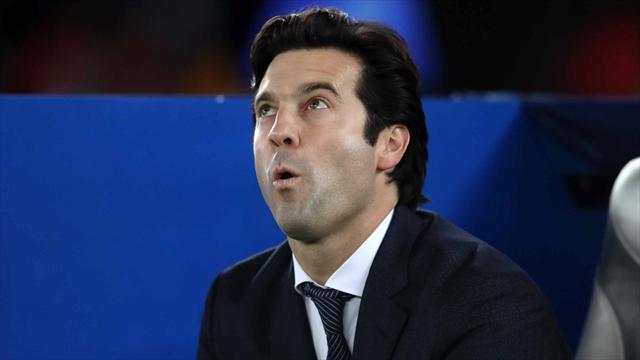 """Solari se acuerda de Zidane en la celebración y avisa: """"Va a ser difícil de igualar para cualquiera"""""""