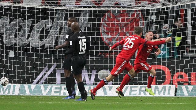 Un super Ribéry met le Bayern au chaud pour les fêtes
